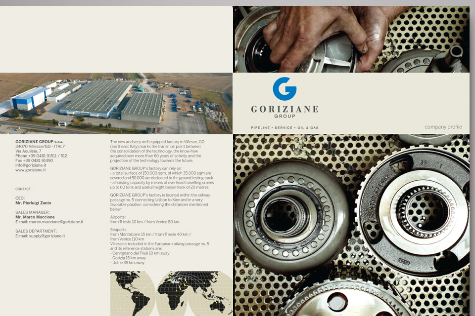 Myrodesign | Portfolio | Goriziane Group 02